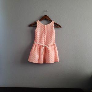Poke-a-dot dress